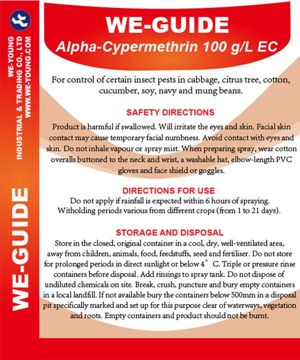 Alpha-Cypermethrine