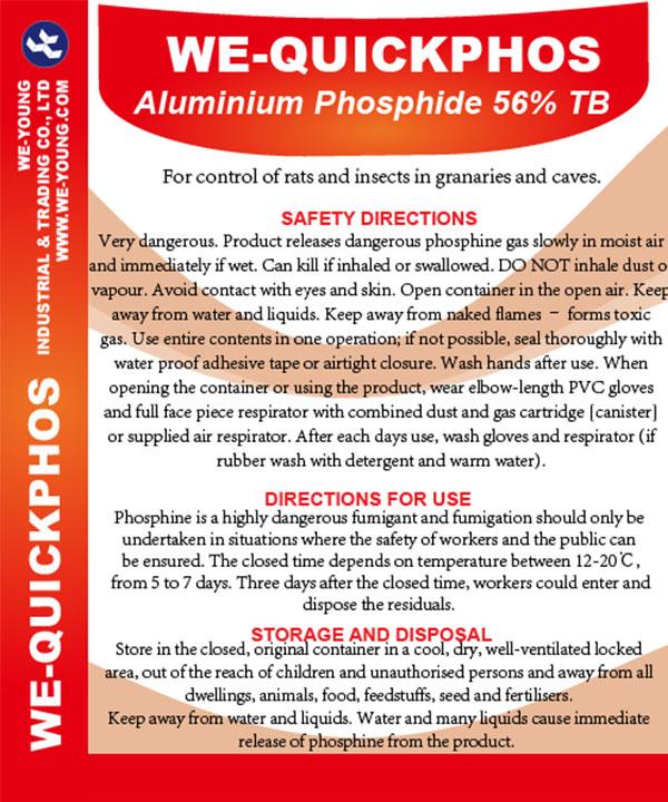Phosphure D'aluminium