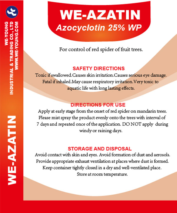Azocyclotin