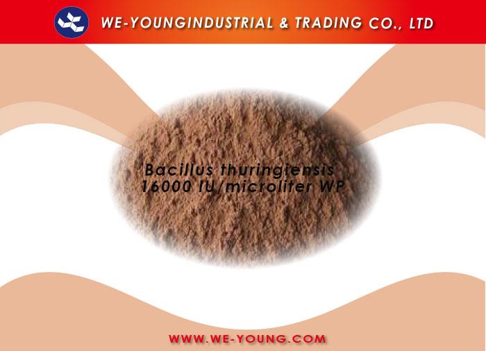 Bacillus Thuringiensis / Microliter