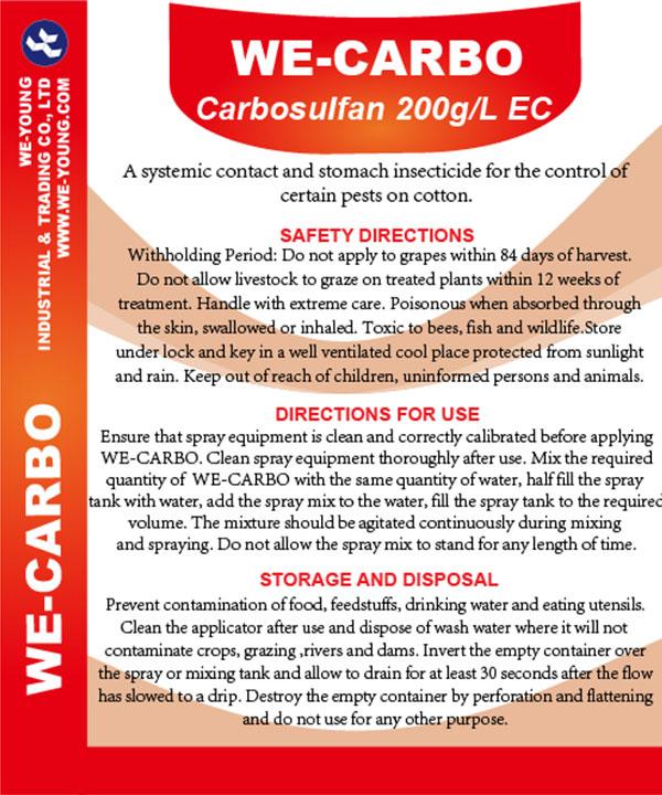 Carbosulfan