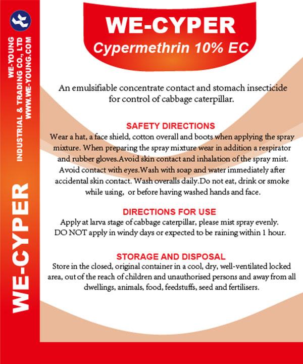 Cypermethrine