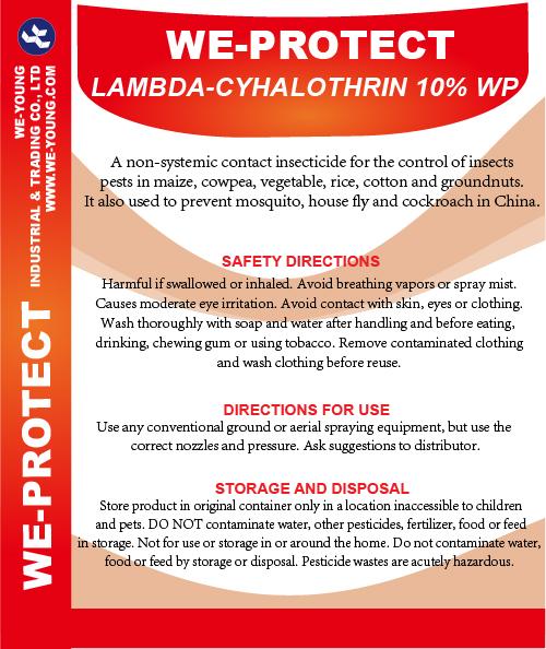 Lambda-Cyhalothrin