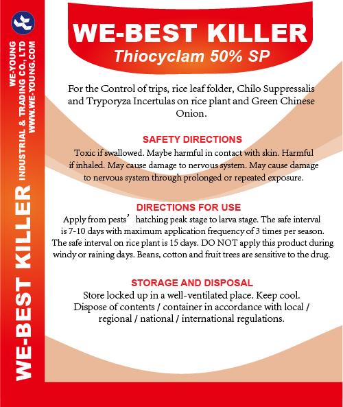 Thiocyclam