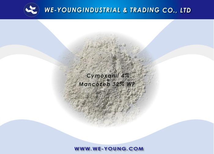Cymoxanil+Mancozeb