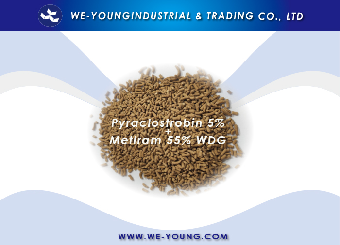 Pyraclostrobin +Metiram